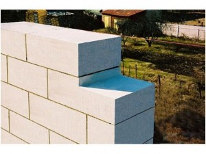 Пенобетонные блоки при строительстве