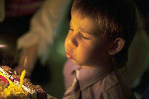 Как отпраздновать день рождения?