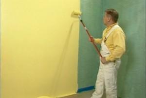 Как окрасить ванную комнату
