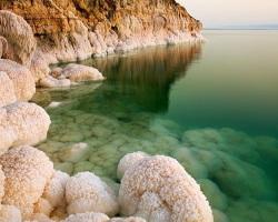 Desheli: сила Мертвого моря