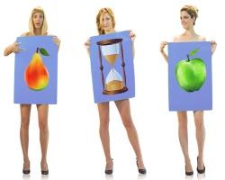 Модная одежда для нестандартной фигуры