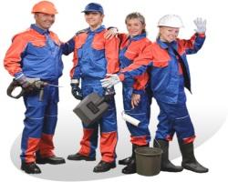 Преимущества рабочей одежды