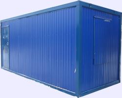 Преимущества блок-контейнеров