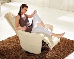 Массажное кресло как замена массажисту