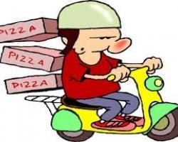 Заказываем вкусную пиццу к себе на дом