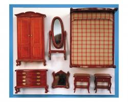 Какая мебель входит в спальный гарнитур?