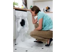 Неправильные шаги при эксплуатации стиральной машины
