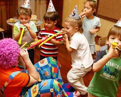 Идеи дня рождения для ребенка