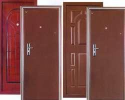 Выбираем на заказ металлическую дверь