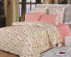 Из какой ткани выполнено постельное белье?