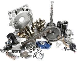 Детали и комплектующие  для машины
