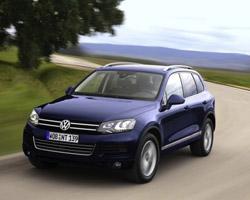 Что изменилось в Volkswagen Touareg 2010?
