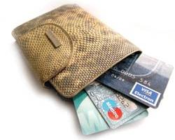Кредитная карточка - решение финансовых проблем