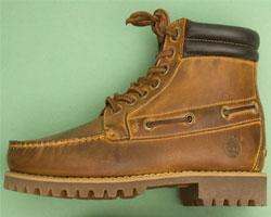 Качественные ботинки Тимберленд