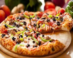 Вкуснейшая еда всего мира - пицца