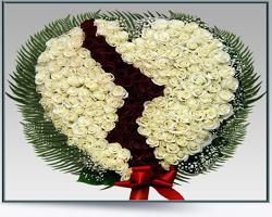 Похоронные цветочные композиции