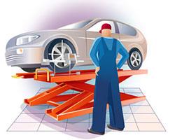 Современный ремонт автомобилей