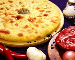 Приготовление осетинского пирога