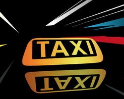 Услуги такси в большом городе