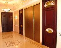Дизайн проект интерьера и выбор межкомнатных дверей