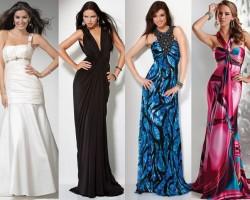 Как не ошибиться с выбором платья