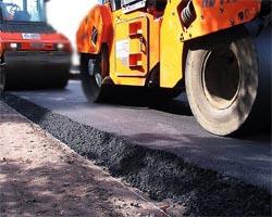 Асфальтирование дорог и территорий