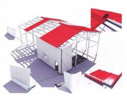 Компания Бытпром - широкий выбор  быстровозводимых сооружений