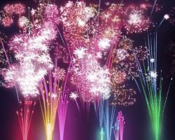 Современные фейерверки для праздника