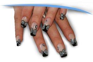 Секреты современного ногтевого дизайна