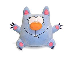 Подушка  игрушка - отличный подарок