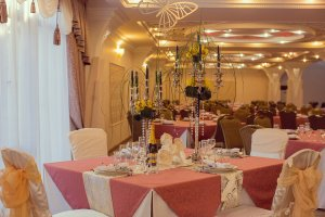 Составляем меню для свадебного банкета