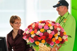 Чем хорош заказ цветов в интернете?