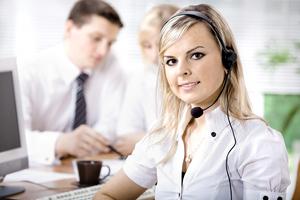 Незаменимая поддержка от горячей линии для ваших клиентов