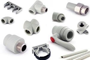 Выбор труб и фитингов для водопровода