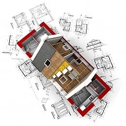 Архитектурное проектирyование коттеджа