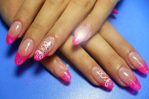 О современном наращивании ногтей