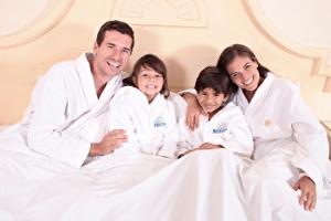 Грамотное планирование — залог роскошного семейного отдыха