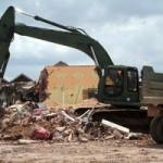 Услуги вывоза строительного мусора в Москве и регионах от компании «Транс Сервис»