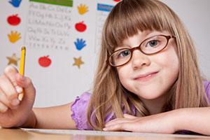 Профилактика падения зрения у детей
