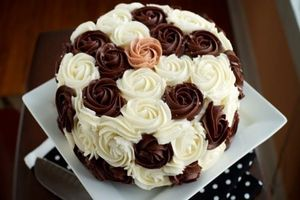 Оригинальные способы украсить торт