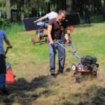 Техника для строительства, сада и огорода, а так же аккумуляторные триммеры