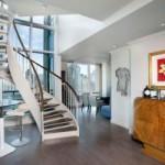 Как организовать освещение лестницы