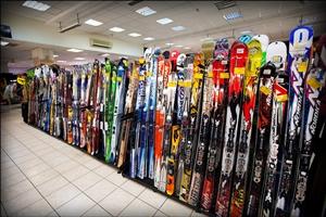 Магазин спортивных товаров Dribling