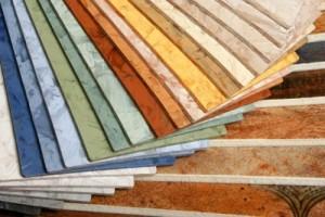 Напольные покрытия - виды и характеристика