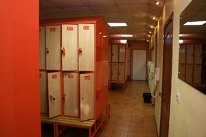 Шкафчики для раздевалок от компании «Форстор»