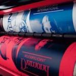 Цифровая печать на рулонных материалах