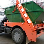 Особенности вывоза мусора контейнером 8 м3