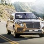 Bentley Bentayga мечта ценой 13 миллионов рублей
