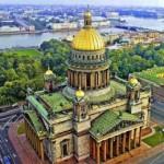 Исаакиевский собор – крупнейший православный храм Санкт-Петербурга