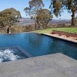 Как мастеру спорта по плаванию построить бассейн на даче
